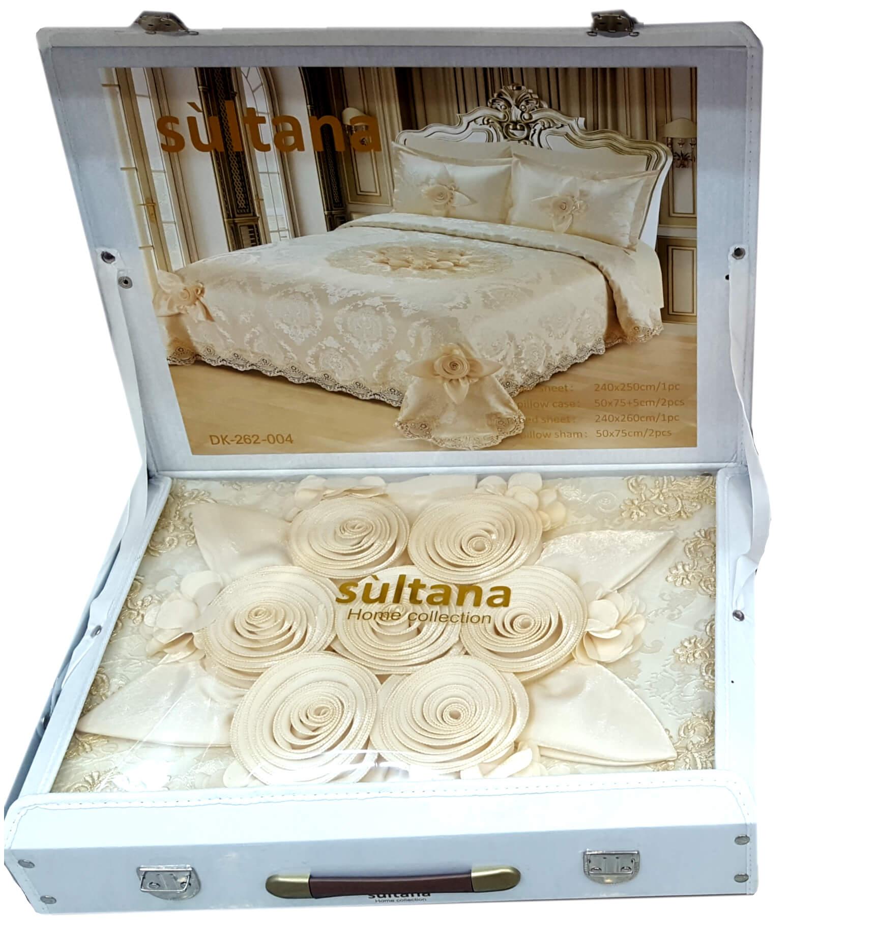 Pack Sultana blanc cassé