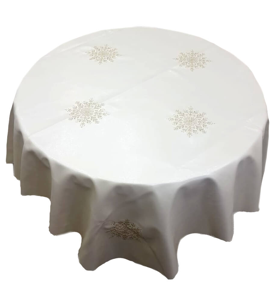 Nappe simili Cuire traditionnel artisanal