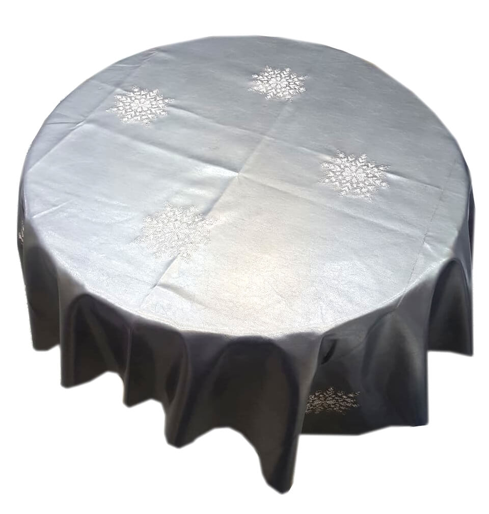 Nappe de table en simili cuire