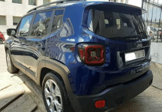 Jeep Renegede Limited Diesel Model 2019 1er main