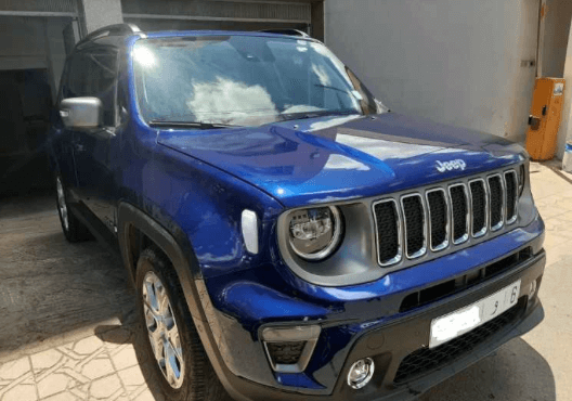 Jeep Renegede Limited Diesel Model 2019 1er main