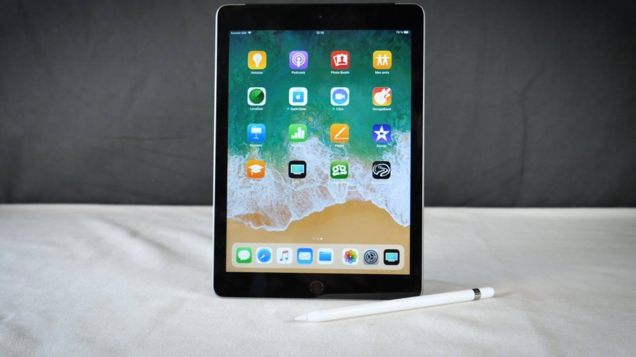 tablette 128G 6 génération