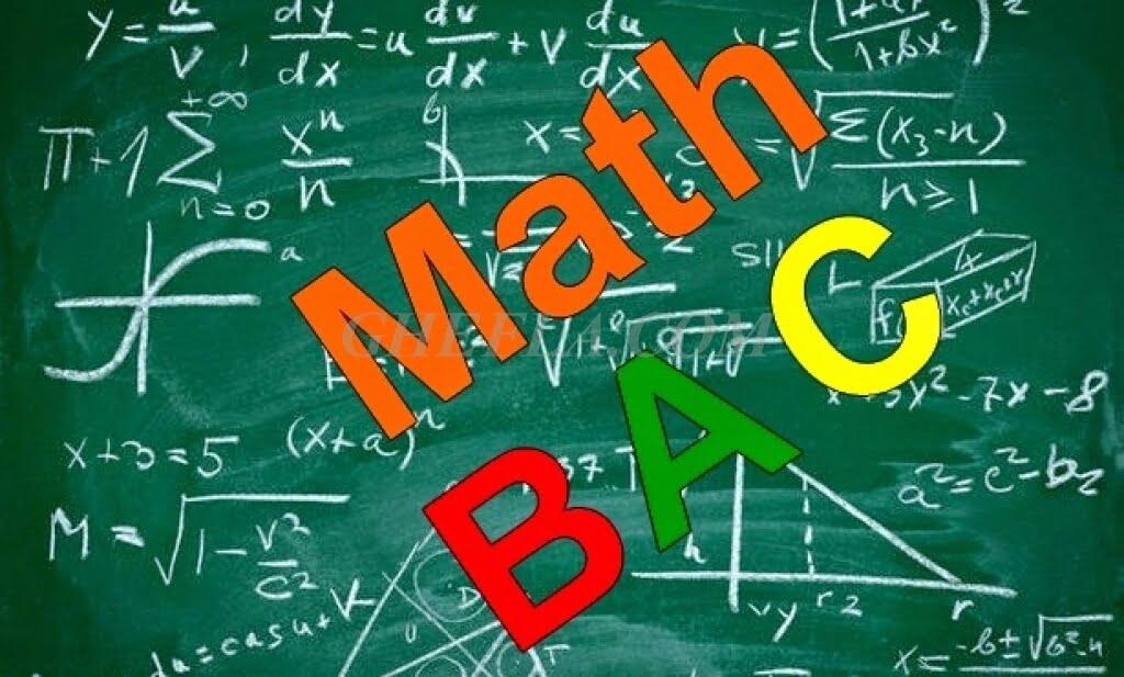 Prof de maths à domicile  pour RAT