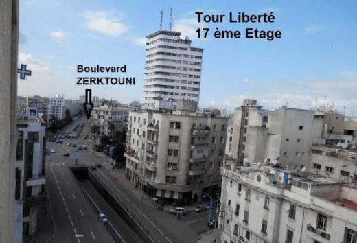 Appartement Zerktouni