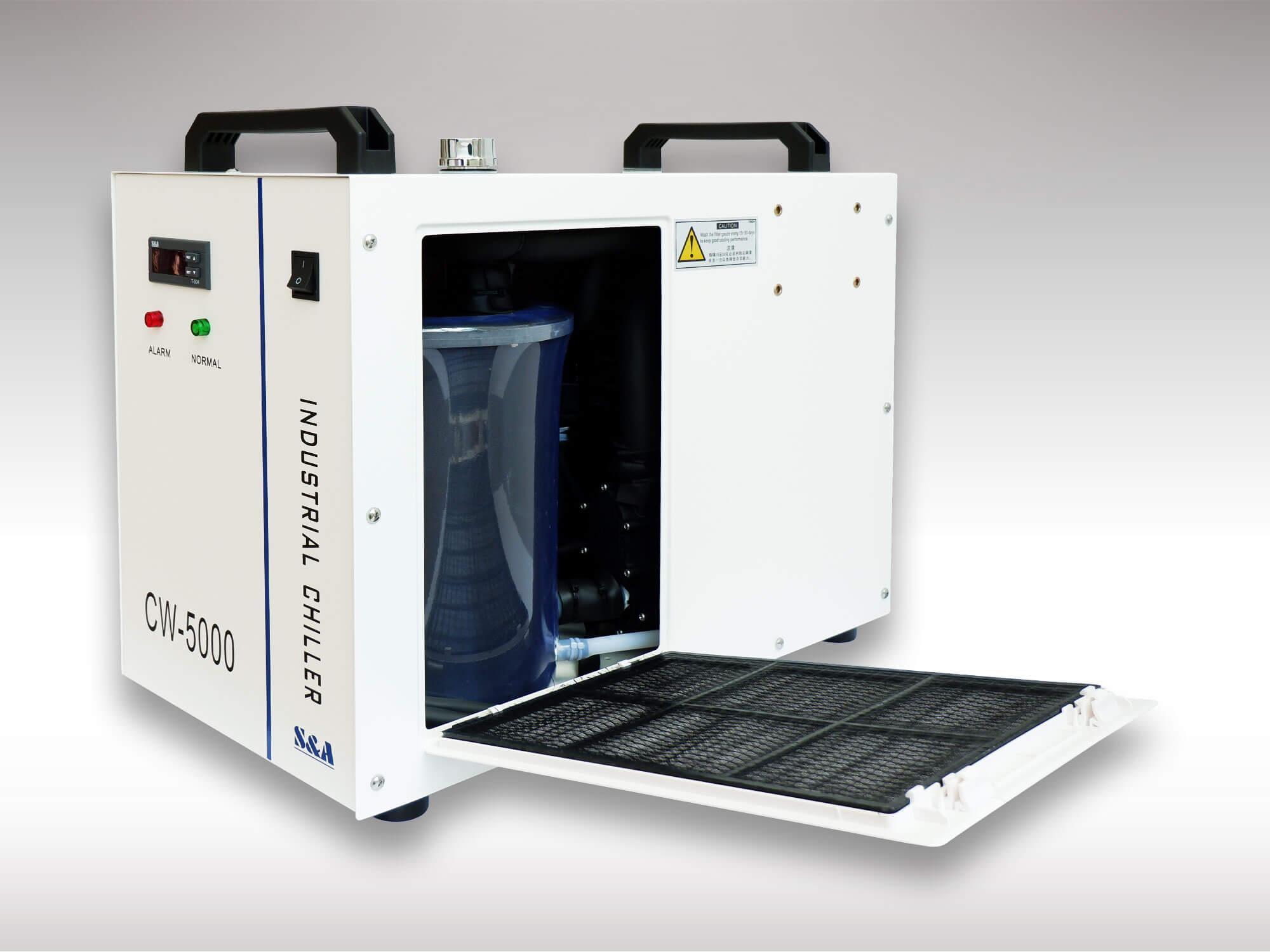 Refroidisseur D'eau Cw5000CW5200