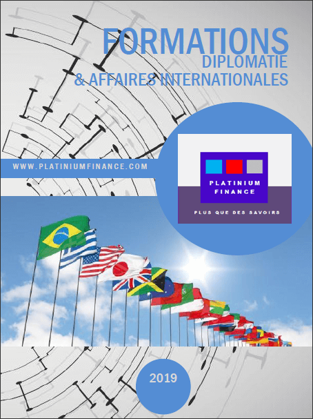 FORMATIONS CADRES-2019-/ DIPLOMATIE ET AFFAIRES INTERNATIONALES/ Full & Part Time