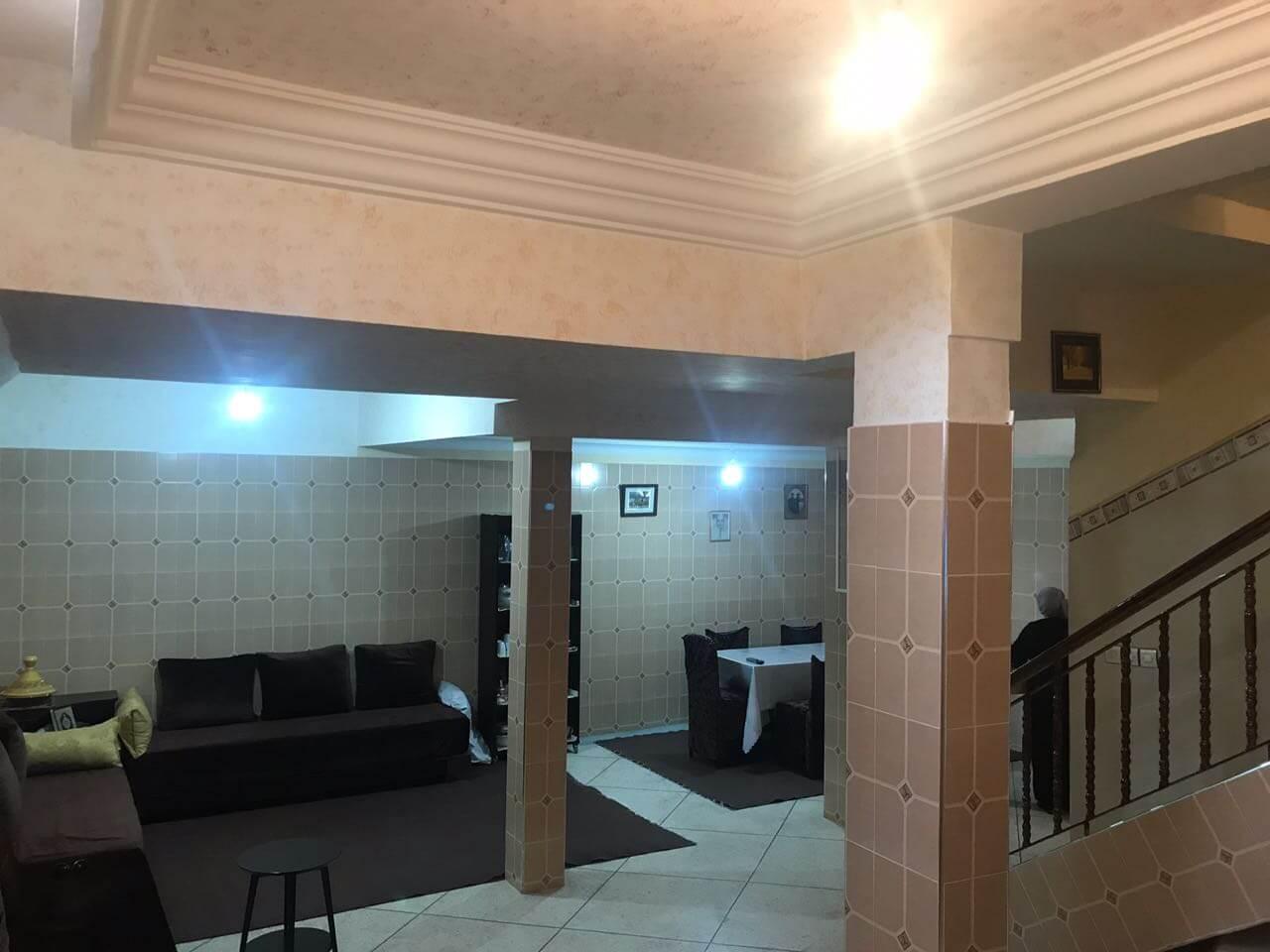 Magnifique maison de 186m2 à Sidi Maarouf