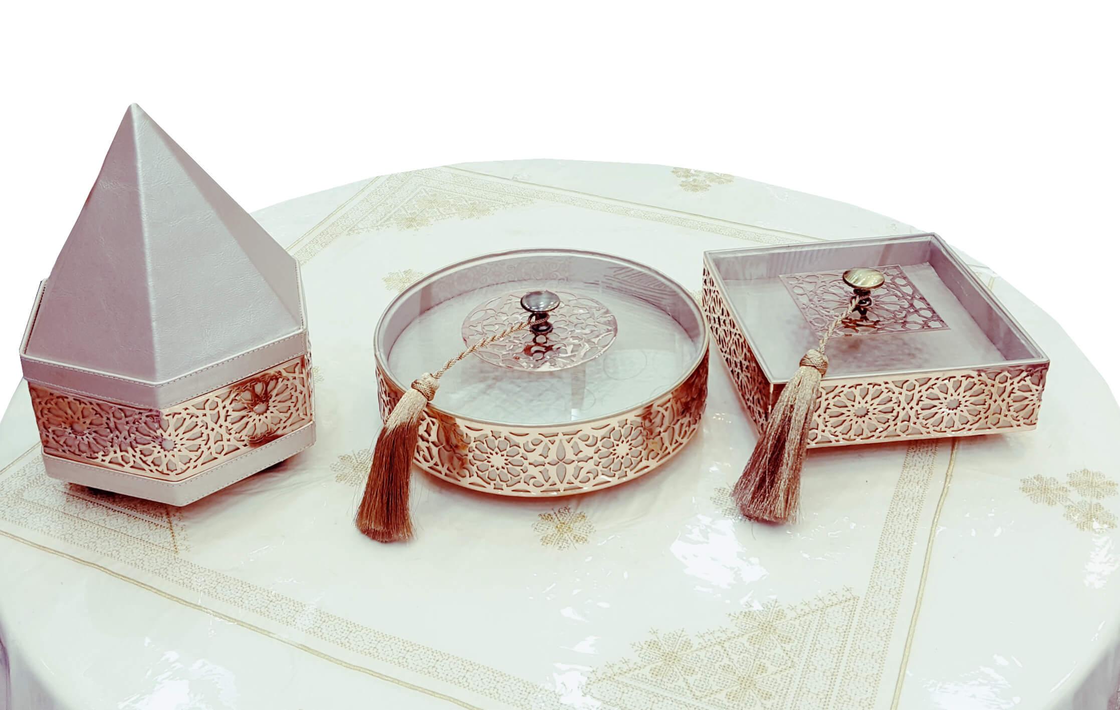 Pack Bronze artisanat marocaine