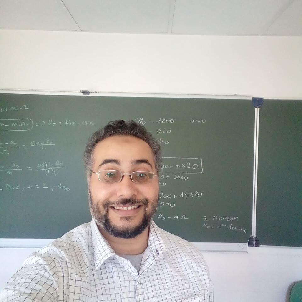 Prof expérimenté Maths&phys-chim