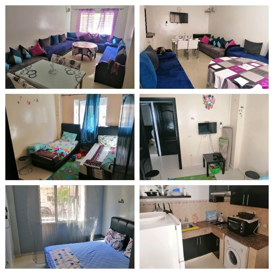 Appartement de standing pour familles