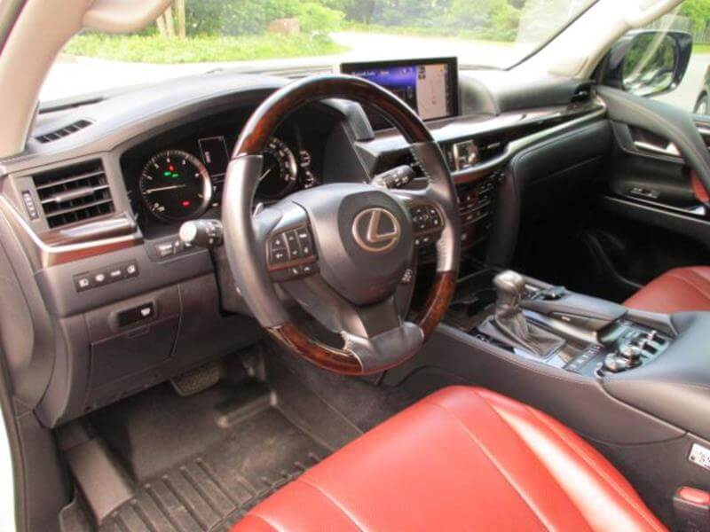 2017 Lexus LX 570 AWD 4DR SUV