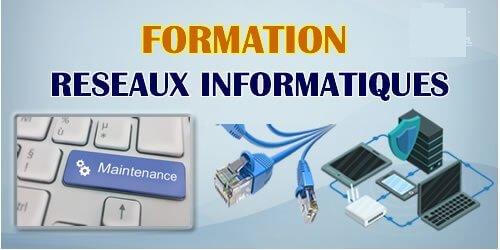 Formation en maintenance informatique et réseau