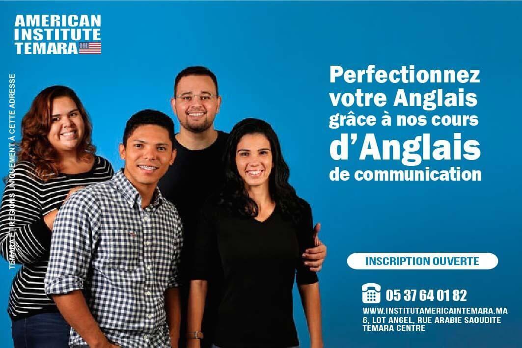 Perfectionnez votre Anglais grâce à nos cours d'anglais de communication