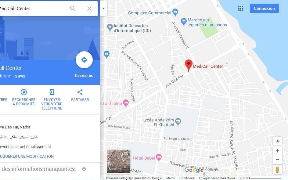 Téléopérateurs (H/F) en urgence à Nador