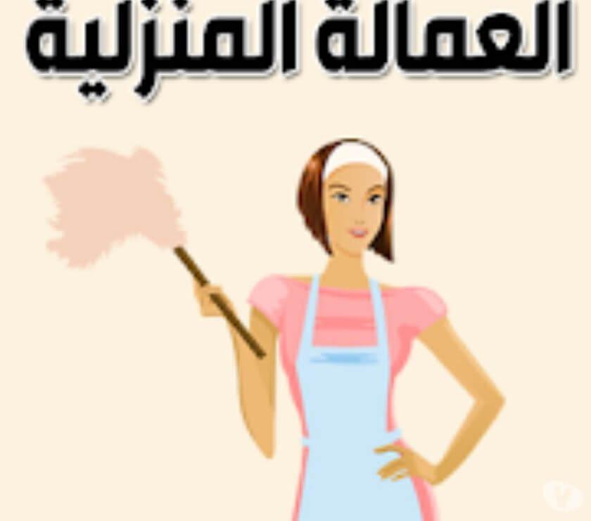 Aide ménagère femme de ménage