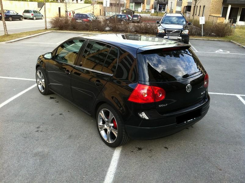 Il S'agit D'une Très Jolie Golf Volkswagen