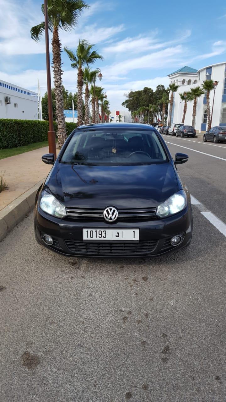 Volkswagen golf 6 diésel