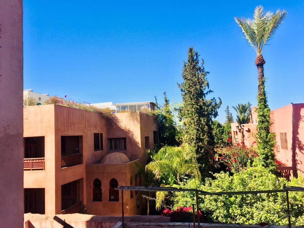 شقة فاخرة للكراء اليومي مراكش جيليز