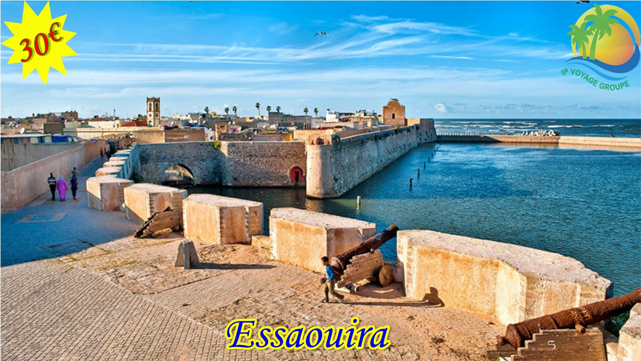 Excursion Essaouira