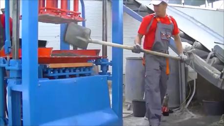 prix machine fabrication de brique