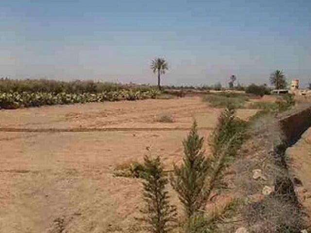 Urgent terrain à vendre proximité golf Amelkis Marrakech