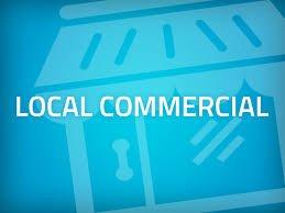 Local commercial de 200 m2 Centre Ville
