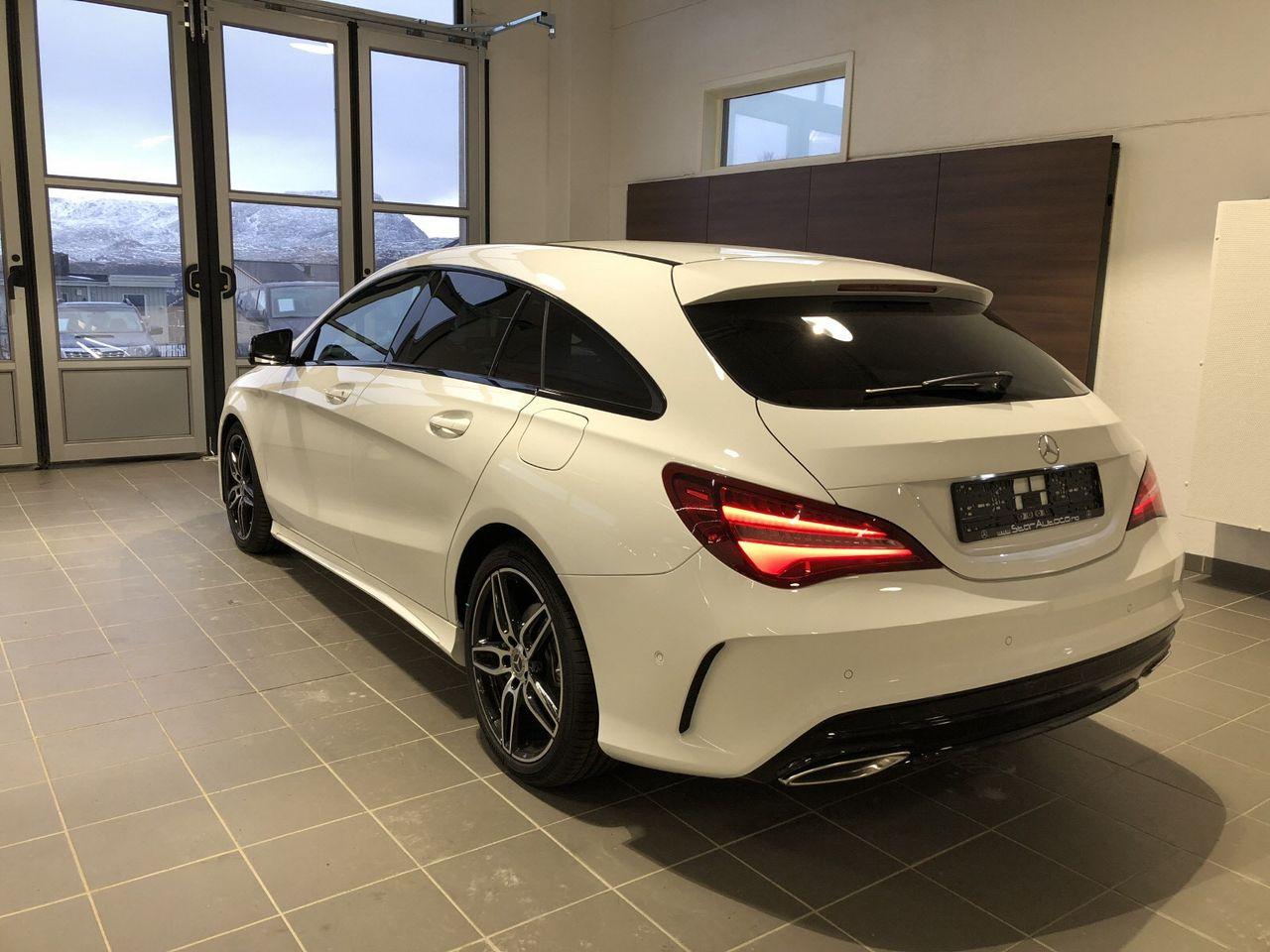 Mercedes-Benz Classe CLA Essence