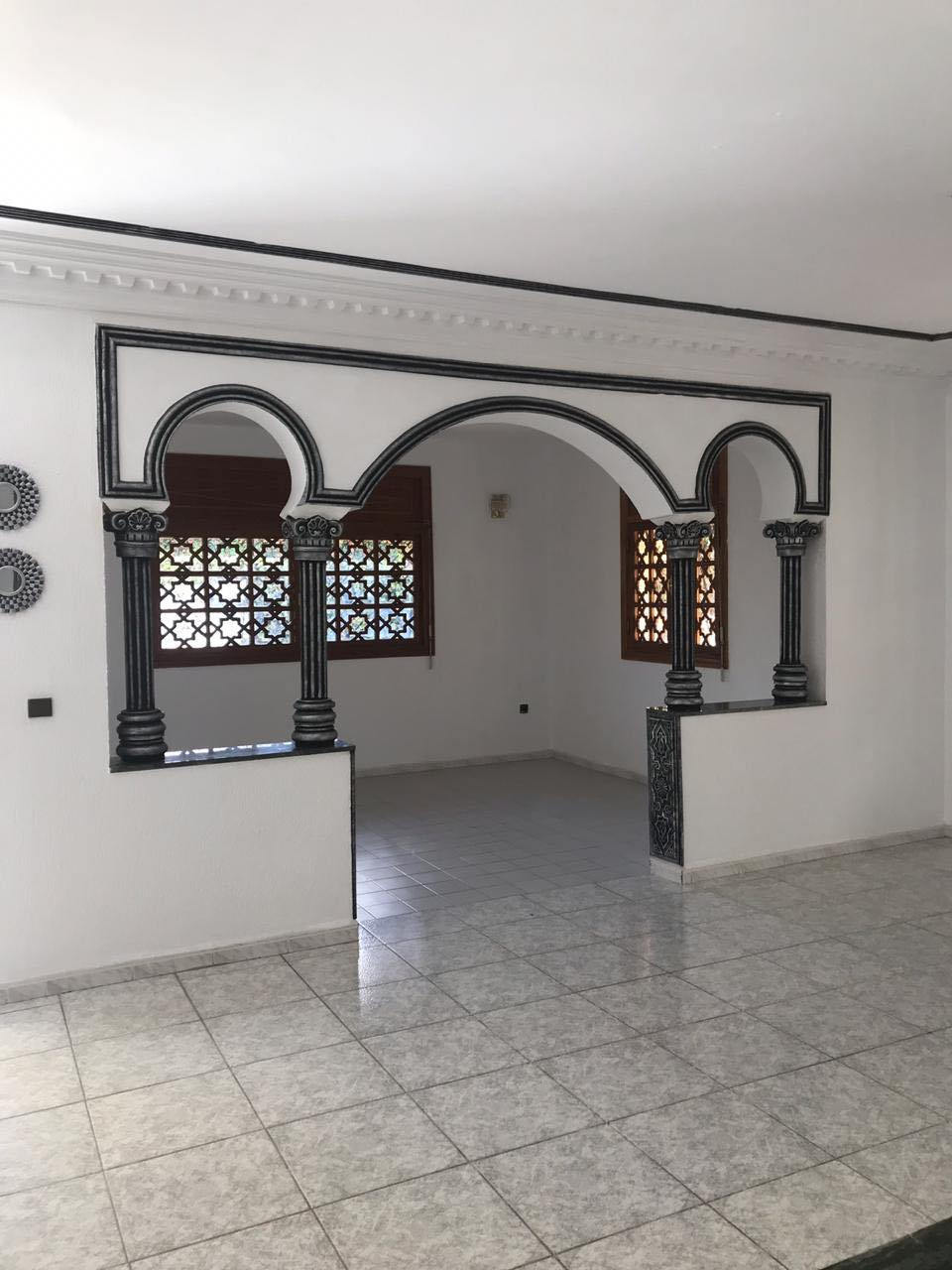Villa vide à Taddart à louer