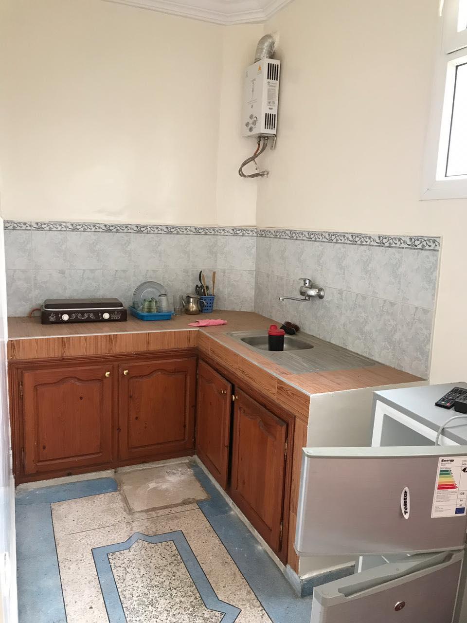 Appartement Meublé à Riad Salam