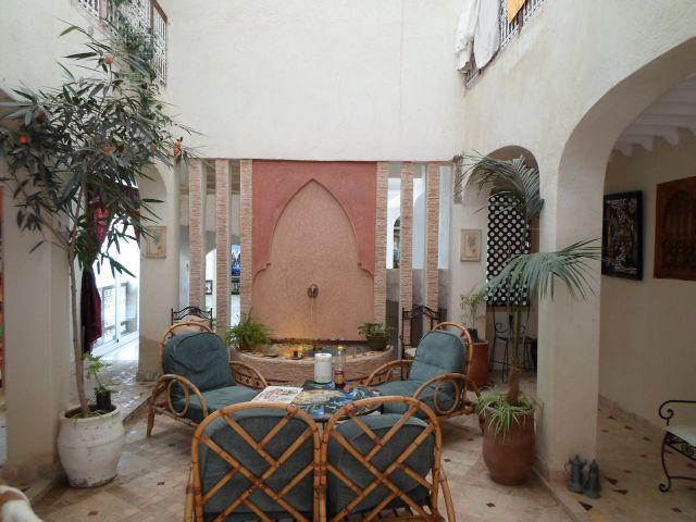 Villa meublée à Iligh Agadir
