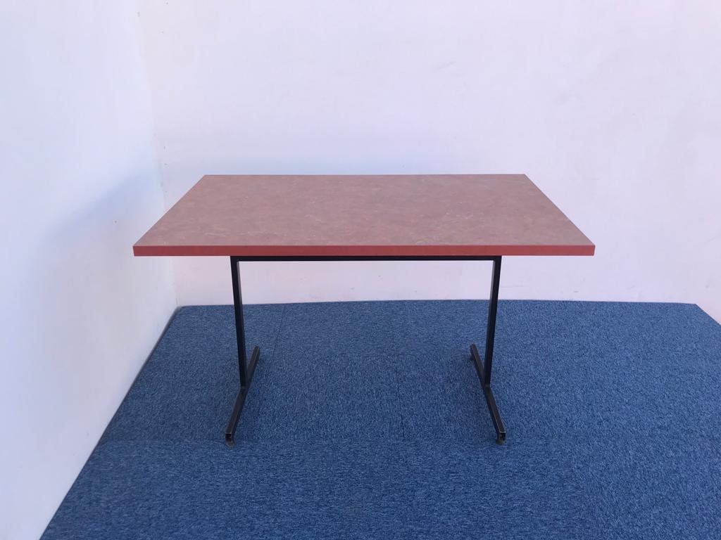 Table restaurant professionnel 120x75cm