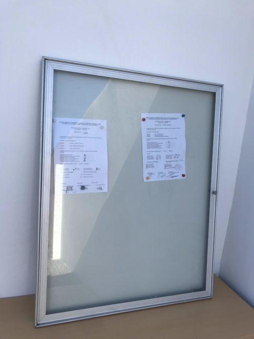 Tableau affichage vitrine 104×75 cm