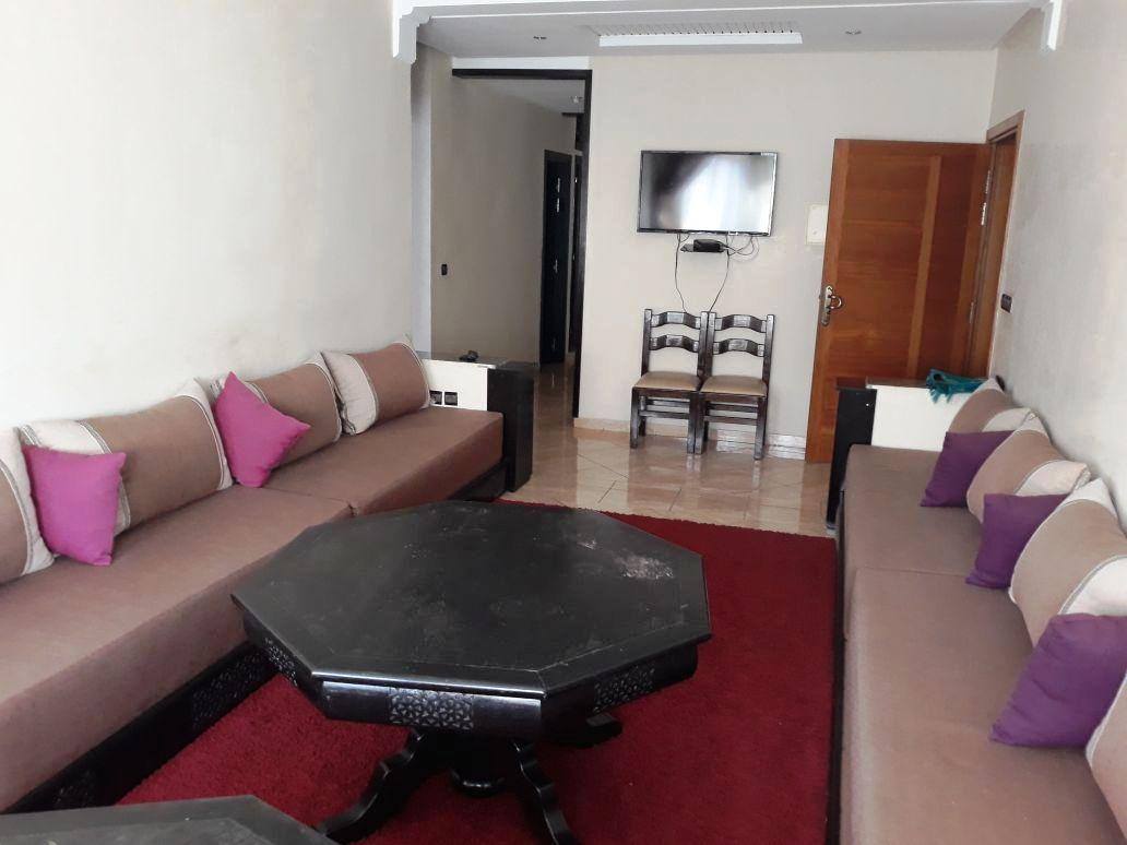 Location appartement meublé au CENTRE VILLE