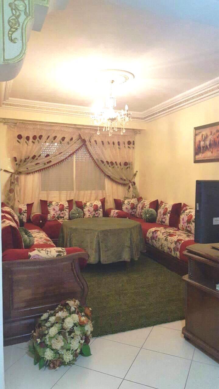 Appartement  meublé  au CENTRE VILLE