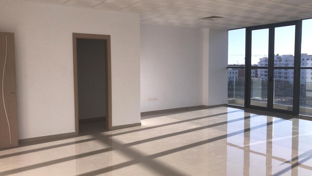 Location plateau bureau à technopole Sonaba