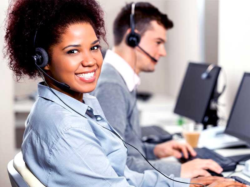 Centre d'appel recrute des débutants en urgence