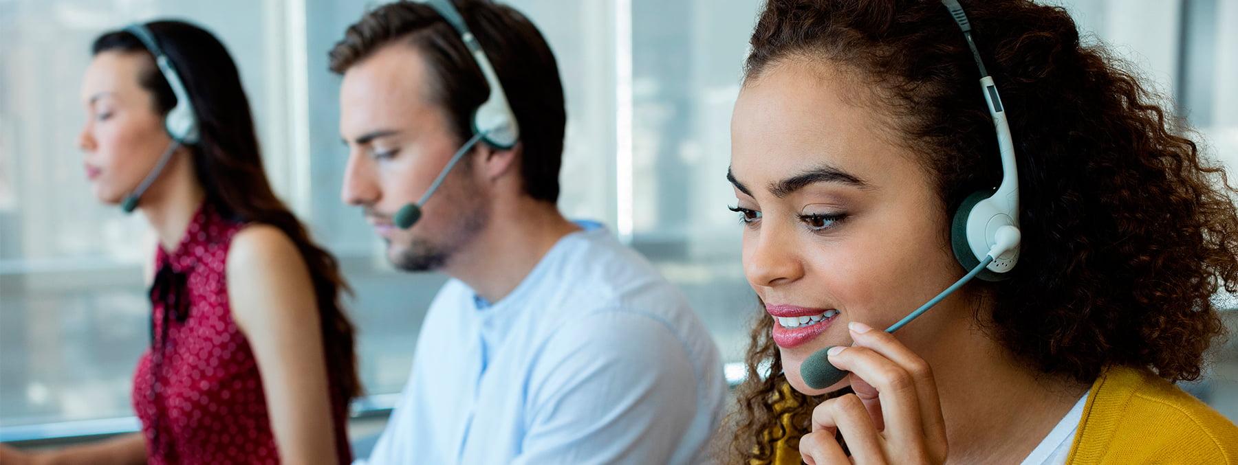 centre d'appel a Rabat recrute des conseillers clients en réception d'appels qui auront pour missions d'assurer l'assistance