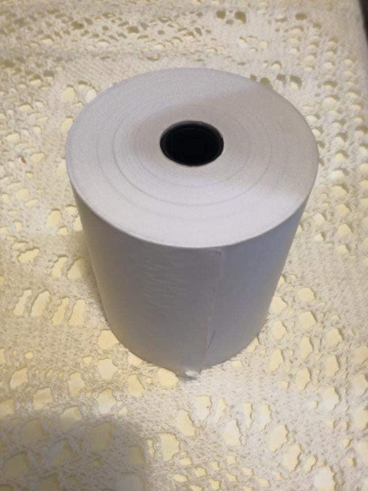 rouleaux papier pour caisse et machine tpe