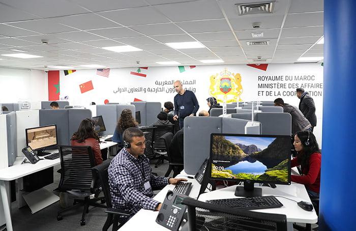 Centre D Appel Francophone AVEC OU Sans Experience  – Rabat