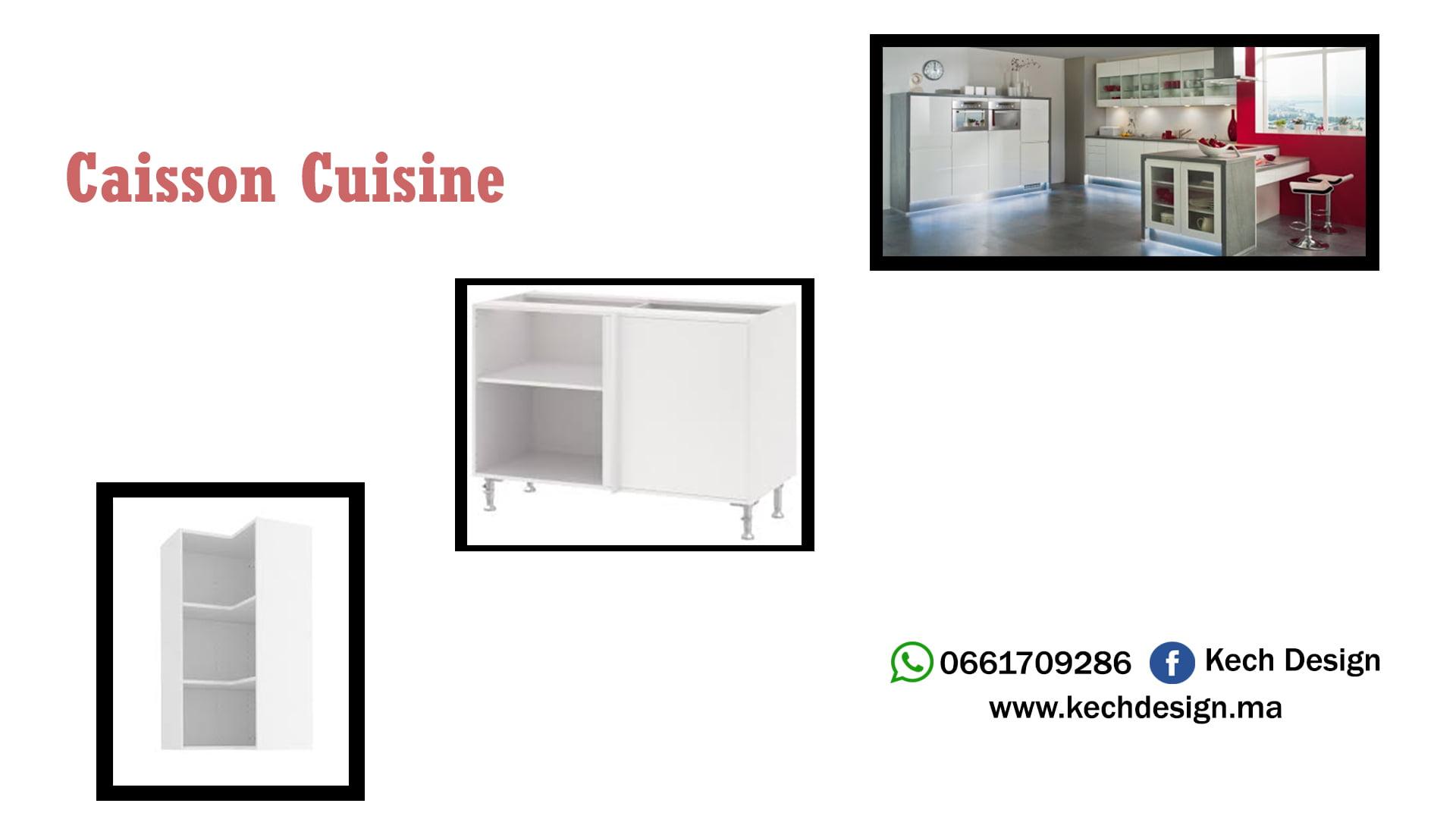 caisson cuisine
