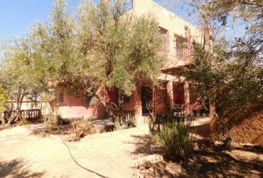 Maison de capagne à vendre à Sidi Abdellah Ghyat Marrakech
