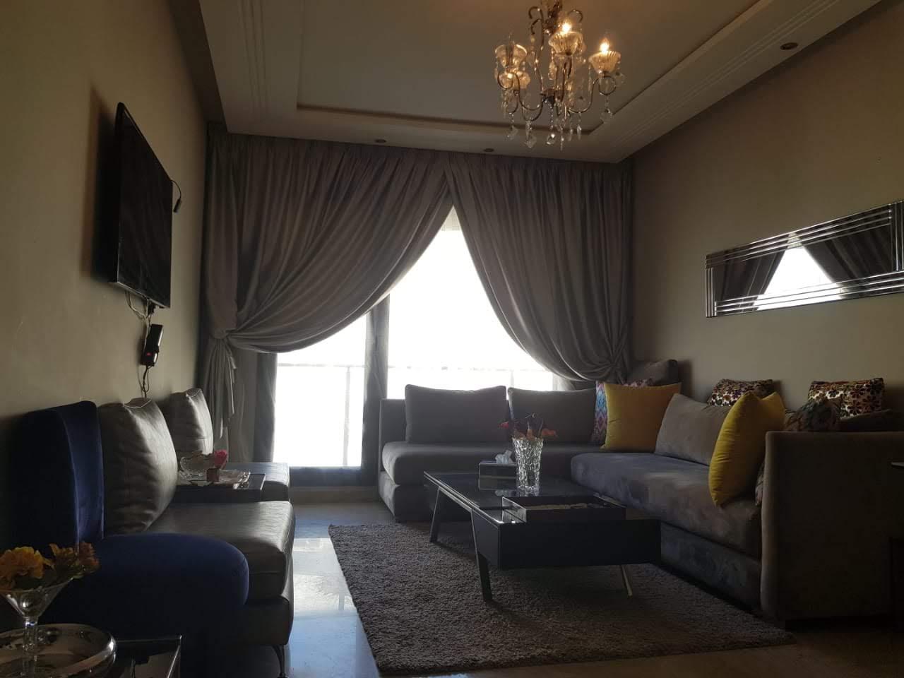 LOCATION appartement meublé 78M2 BOURGOGNE