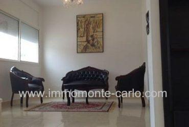 villa neuve bien meublée à Hay Riad rabat