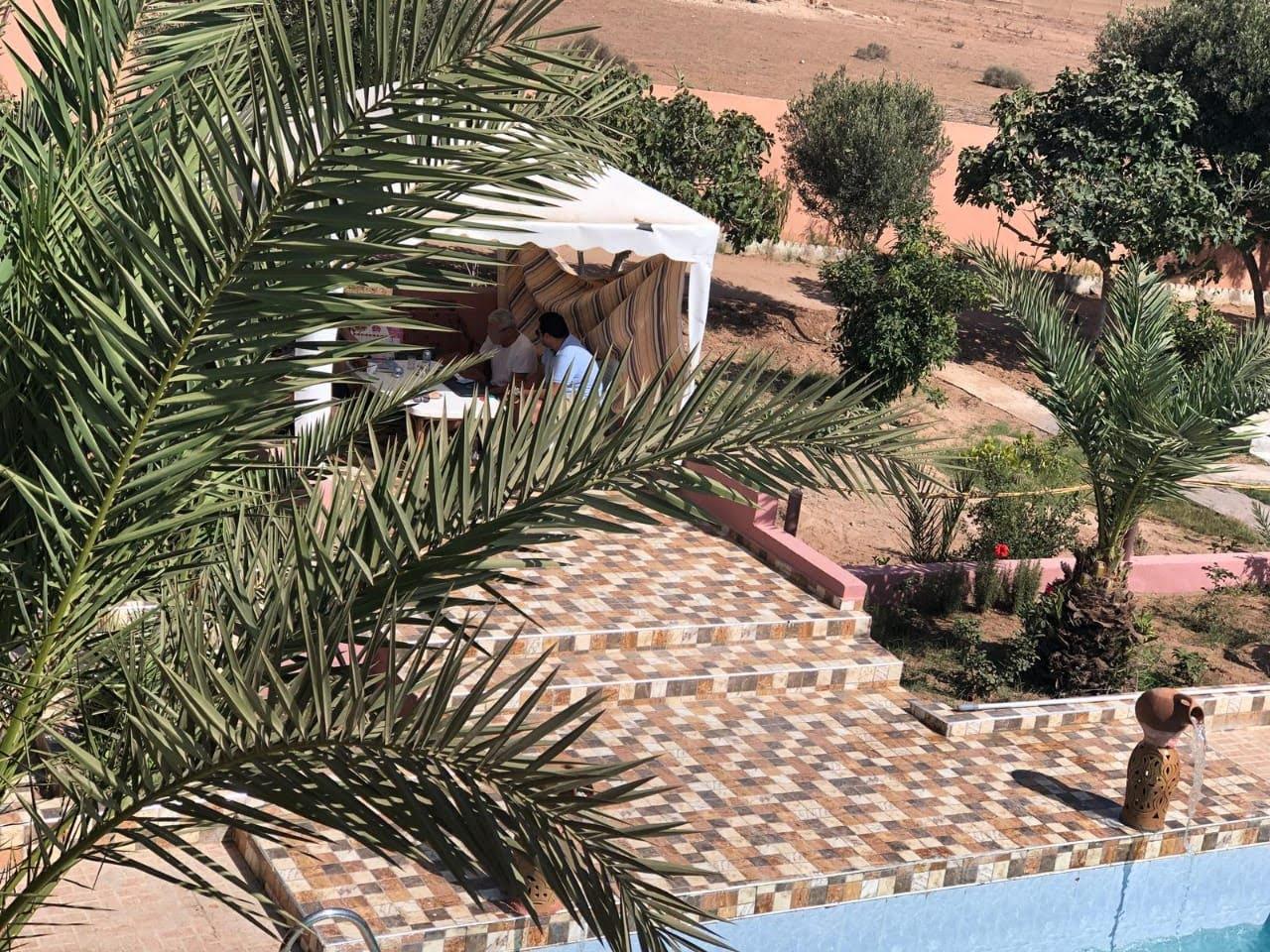 Villa chambres et chalet à louer à Agadir