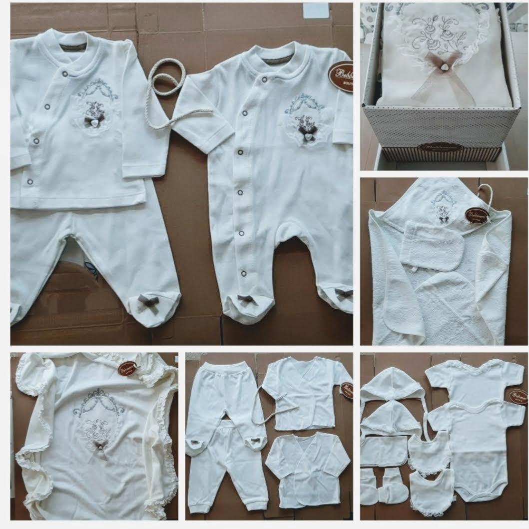 Pack vêtements pour bébé