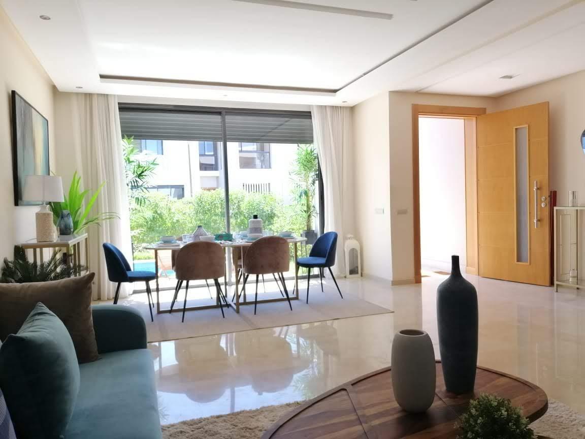 Villas de 160m² à 250m² à Darbouazza