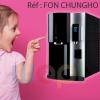 Purificateur d'eau ChUNGHO MINI NOIR