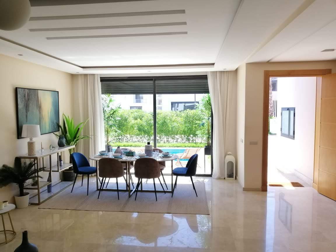 Pavillons de villas de 160M² à 250m² à DARBOUAZZA