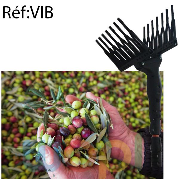 مشط كهربائي لحصاد الزيتون