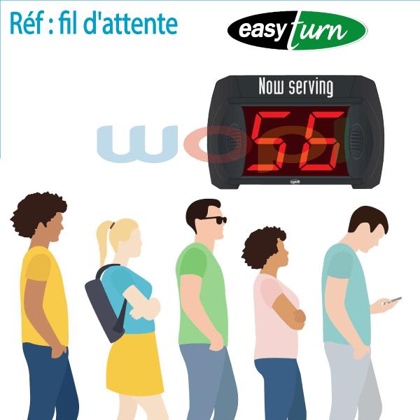 Diminuez les temps d'attente des clients